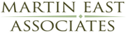 MARTIN EAST Associates AG Logo